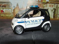 police smart car - Google Search. This is the silliest thing ever. It's like daring the lawbreakers into entering in a dangerous chase. Even on foot.
