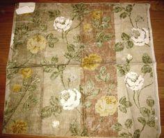 Osborne & Little Rossellino Floral Linen
