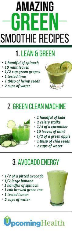 Vitamix ~ Amazing Green Smoothie Recipes