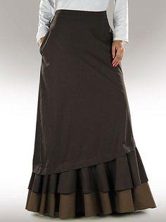 Long Skirt AS015 eBay