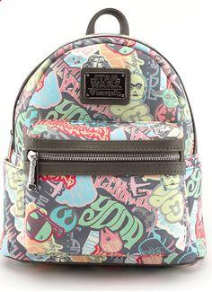 9fa832dc3781 Loungefly Mini Backpacks Geek Fashion, Mini Backpack, Star Wars, Starwars,  Star Wars