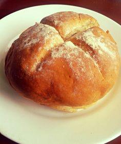 Pan vegano. Bread vegan.  Pan de campo. Casero, delicioso.  Completamente natural :)