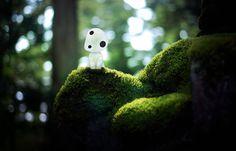 Imágenes proporcionado gratuitamente Desktop Studio Ghibli.