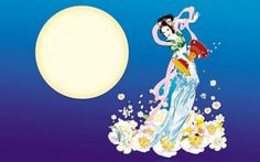中秋节: The Story of Chinese Mid Autumn Festival