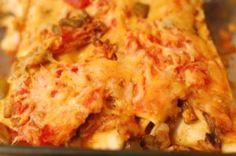 Krissy's Chicken Enchilada   # Pin++ for Pinterest #
