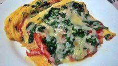 Cocinando con Lékué tortilla de tomate, queso y perejil Cooking Recipes, Healthy Recipes, Healthy Food, Latin Food, Recipe Using, Queso, Free Food, Tapas, Meal Prep