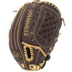Louisville Slugger Omaha Select 12 inch Baseball Glove, Beige