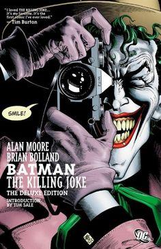 Check out Batman: The Killing Joke on @comixology