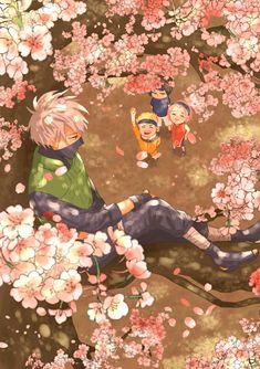 Tags: Fanart, NARUTO, Haruno Sakura, Uzumaki Naruto, Uchiha Sasuke, Hatake Kakashi, Pixiv, Team 7, PNG Conversion, Fanart From Pixiv, Pixiv Id 562000