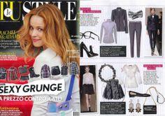 #tustyle #editorial #whitecoat #fashion #magazine #compagniaitaliana