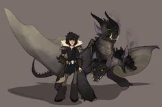 Nico in How To Train Your Dragon (HTTYD). So cool!
