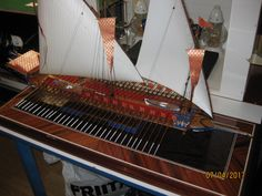 1600-luvun ranskalaiset soutukaleerit Model Ships, Piano, Music Instruments, France, Musical Instruments, French Resources, French