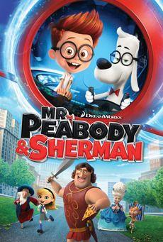 Feb 17th- Mr. Peabody & Sherman