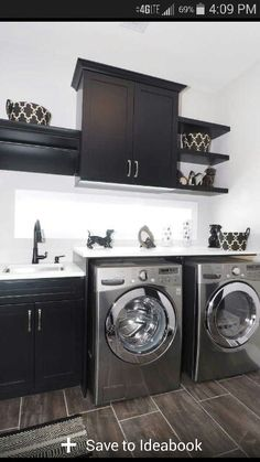 Laundry Room. .