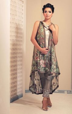 Tena Durrani Luxury Dresses Eid Collection 2015 Festival FORMALS (4)