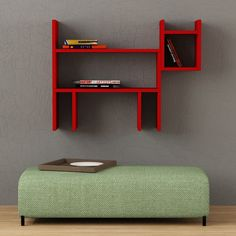 Dogie Wall Shelf - Wondrous Furniture - 2