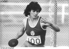 Female Profile, Women Profile, Discus Throw, Track And Field, Athletic Tank Tops, Tank Man, Muscle, Mens Tops, Perspective