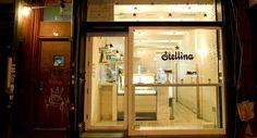 Ice cream at Stellina, 95 Allen Street, NYC