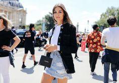 Giorgia Tordini in Chanel