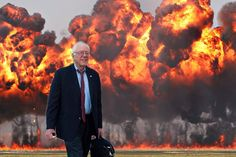 WaPo Columnist Says Sanders is Playing With Fire and Will Burn The Democratic Party
