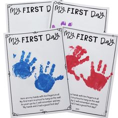 Preschool First Week, Preschool Poems, First Day Of School Activities, First Day School, Kindergarten First Day, Preschool Lessons, Beginning Of School, Preschool Activities, First Day Poem