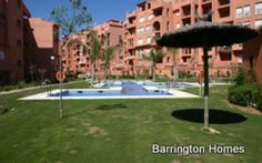 This 1 bedroom apartment at Los Hidalgos Golf, La Duquesa, Manilva, Costa del Sol, Spain is for sale at €69000.  Click on the image for more information. (s063)