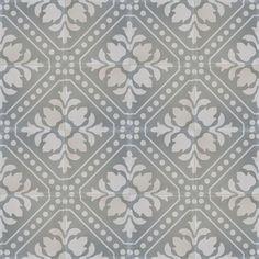 Zementfliesen aus Frankreich: Couleurs & Matières, Teddy, Cercle, Trouville Cement Tile Backsplash, Tiles, Islamic Patterns, Bathroom Flooring, Delft, Painted Rocks, Wands, Stoneware, Mosaic