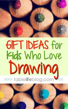 I'm always on the lookout for drawinggifts since my son is working on his own comic story. The trouble is that it's not always easy to find items that are a good match for kids. If you've had the same issues, never fear! I'm happy to share my favorite gift[Read more]