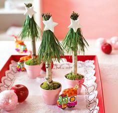 Weihnachtsbäumchen Deko