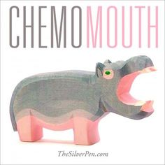 Chemo Mouth During Cancer Treatment Yesterday, I had the incredible opportunity to be on theHealth News: NPRmorning segment. It was great fun to discuss