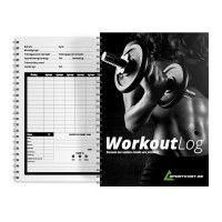 Träningsdagbok med 200 sidor för dig att följa och registrera varje träningspass! ✔Blixtsnabb leverans 2-4 dagar ✔Fri frakt över 500 kr ✔Allt inom kosttillskott