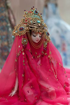 ✯ ★❤️^__^❤️★ ✯ Doll*icious Beauty--ENCHANTED DOLLS by Marina Bychkova ✯ ★❤️^__^❤️★ ✯