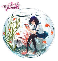 Anime Chibi, Kawaii Anime, M Anime, Girls Anime, I Love Anime, Anime Art Girl, Fantasy Kunst, Fantasy Art, Anime Style
