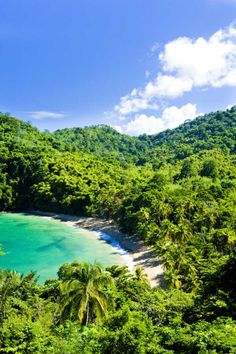 The Caribbean Beaches are definitely the closest thing to paradise on earth. 20 best Caribbean beaches to spend your next vacation are. Paradise On Earth, West Indian, Beaches In The World, Beach Scenes, Travel Deals, Beach Pictures, Grenada, Trinidad And Tobago, Caribbean