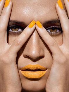 mellow yellow #makeup #pixiemarket