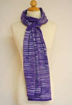 scarf project inspiration