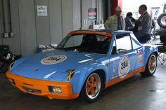 Gulf livery 914