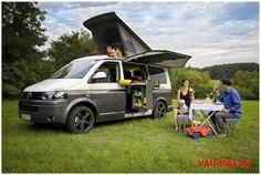 Das Team von RW Fahrzeugbau aus Darmstadt, bekannt als Hersteller der Spacecamper-Campingbusse, macht immer wieder mit innovativen Ideen und spektakulären Fahr
