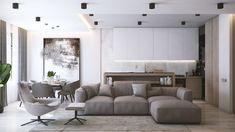 Innenarchitektur Beeindruckende Offene Räume