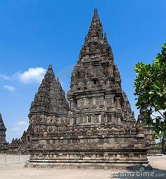 Prambanan Hindu temple Yogyakarta Java, Indonesia