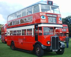 Owner, London Bus museum, Brooklands.