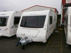 Buccaneer Elan 2010, 2 berth, (2010) Used  Touring caravan for sale in Tyne