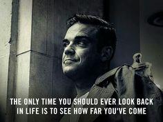 Robbie Williams-- My love ..