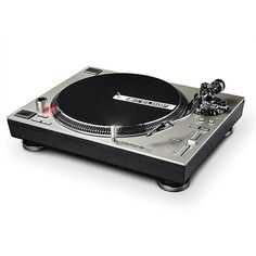 Reloop RP-7000 Quartz Driven DJ Turntable with Upper-Torque Direct Drive -