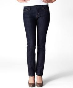 Levi's Classic Slight Curve Slim Jeans...my holy grail of jeans, according to Levi's...