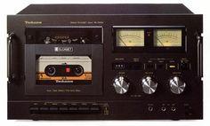 Technics RS-7500U \128,000(1976年頃 - www.remix-numerisation.fr - Numérisation cassette audio - Numérisation K7 - Transfert Copie cassette audio Cd Audio, Hifi Audio, Radios, Radio Antigua, High End Products, Cassette, Audio Equipment, Audiophile, Tape
