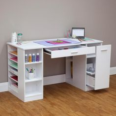 16 Craft Tables Ideas Craft Table Sewing Rooms Craft Room Organization