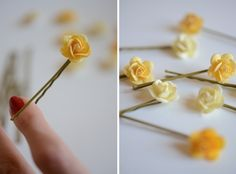 Embellished Bobby Pins