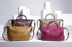 Longchamp Fall 2013 new collection. Discover it on www.longchamp.com Travel  Bags b832c13d6b1