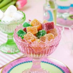 Marmeladkonfekt & gelégodis